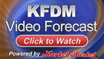 KFDM Animated Weather Radar